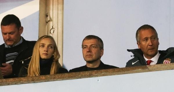 Дмитрий Рыболовлев и Елена Рыболовлева.