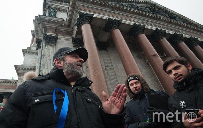 """Вишневский: Глава Исаакия хочет сохранить нынешний статус музея. Фото """"Metro"""""""