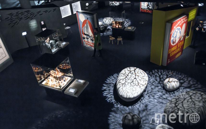 Музей муми-троллей. Фото Moomin Museum/ Visit Tampere