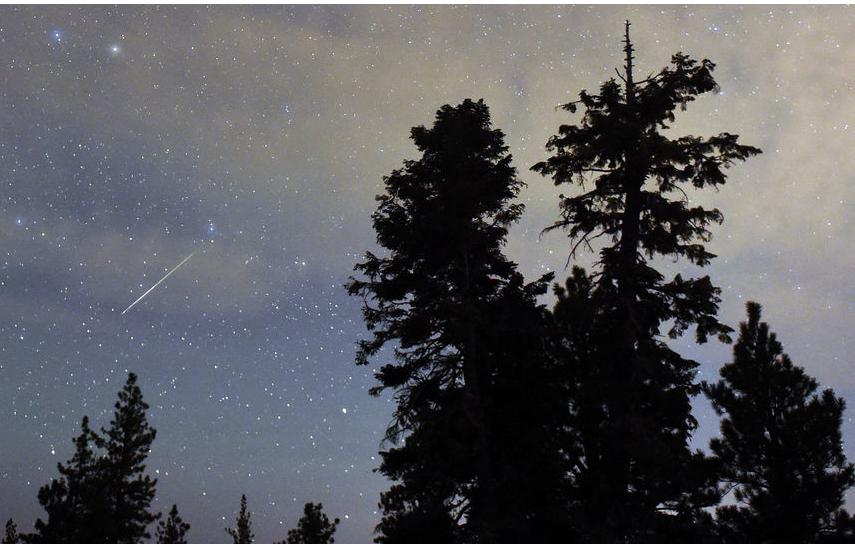 12августа украинцы смогут наблюдать метеоритный дождь