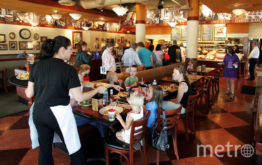 Ресторан. Фото Getty