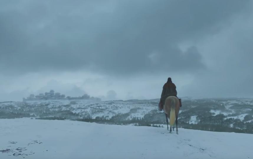 Возвращение. Фото HBO.