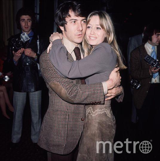 Дастин Хоффман и Сюзан Джордж - 1971 год. Фото Getty