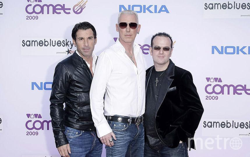 Группа Scooter. Фото Getty