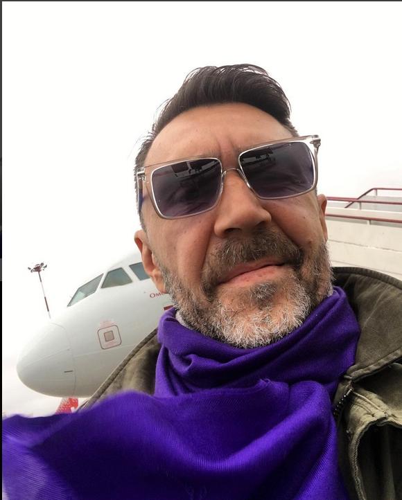 """Шнуров посвятил """"Зениту"""" куплет без единого мата. Фото Скриншот Instagram/shnurovs"""