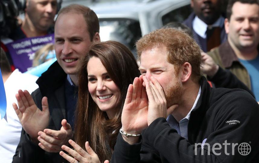 Принц Гарри подарит Меган Маркл кольцо из браслета принцессы Дианы. Фото Getty