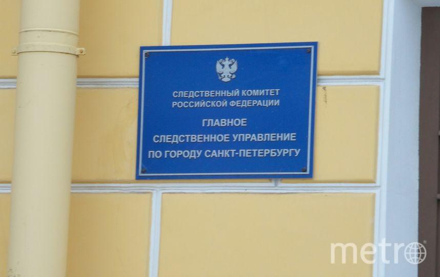 ГУ СК РФ по Санкт-Петербургу.