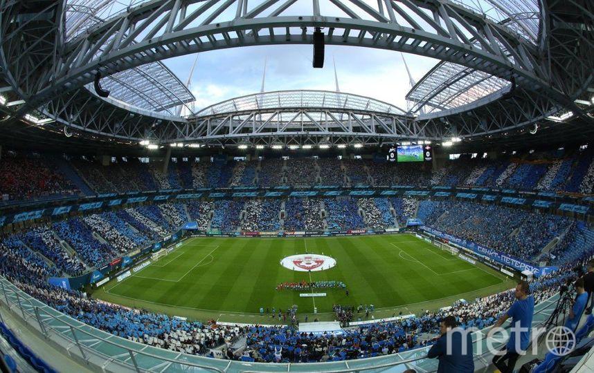 За время матча было прокачано 1 000 гигабайт интернет-трафика.