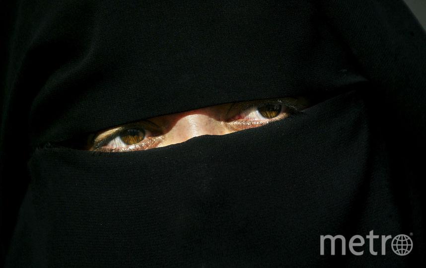 Мусульманская женщина. Фото Getty
