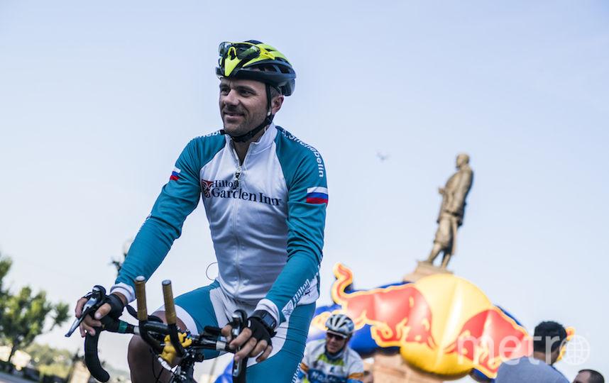 Лидер текущей гонки Алексей Щебелин не доехал до финиша в том году, но был лучшим по времени. Фото redbullcontentpool.com