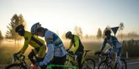 Ультра-марафонскую велогонку выдерживают не все