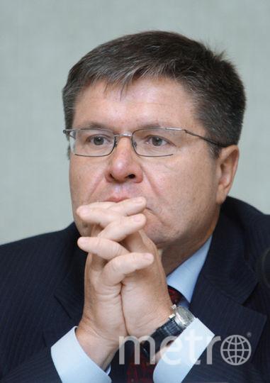 Алексей Улюкаев, 2006-й год. Фото РИА Новости