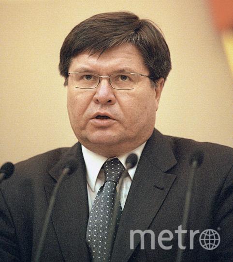 Алексей Улюкаев, 2003-й год. Фото РИА Новости