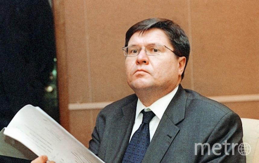 Алексей Улюкаев, 2002-й год. Фото РИА Новости