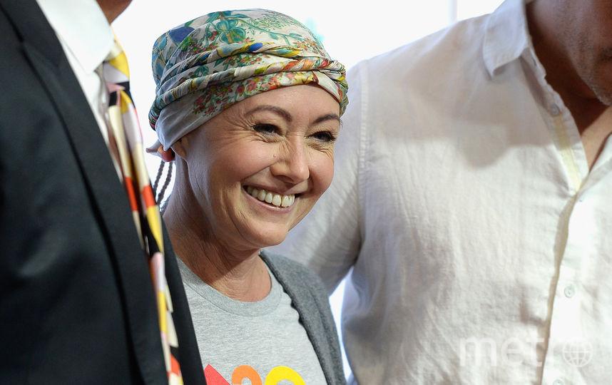 Шеннен Доэрти вернулась к съемкам после двух лет борьбы с раком. Фото Getty