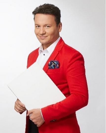 Александр Олешко, телеведущий. Фото Instagram Александра Олешко.