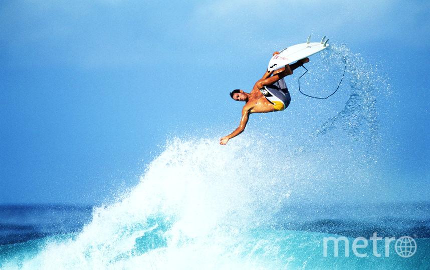 Сёрфинг. Фото Getty