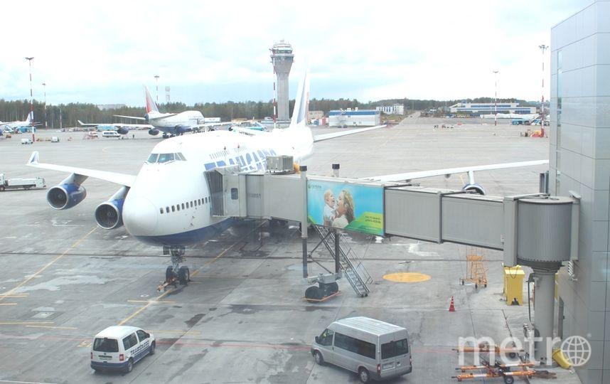 "Сейчас в Пулково нет ни одного зарубежного лоукостера. С 27 августа придет Wizz Air. Фото ""Metro"""