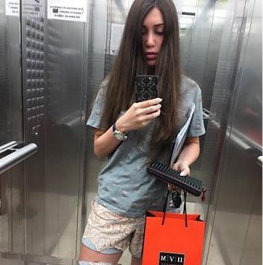 Мара Багдасарян. Фото Instagram гонщицы