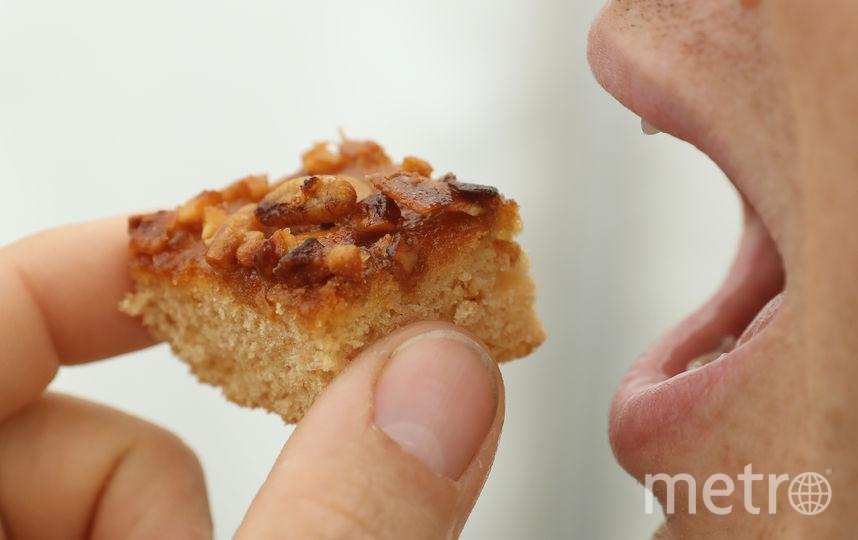 Пирог. Фото Getty