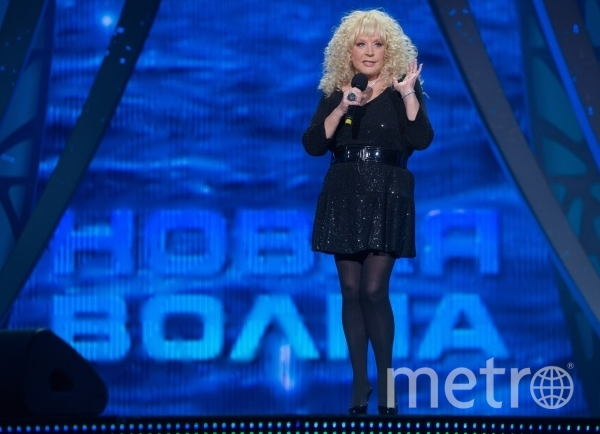 Алла Борисовна Пугачёва. Фото РИА Новости