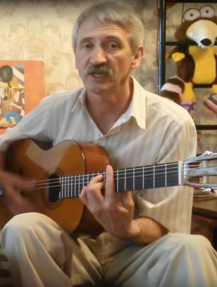 Леонид Чернышёв. Фото Скриншот Youtube