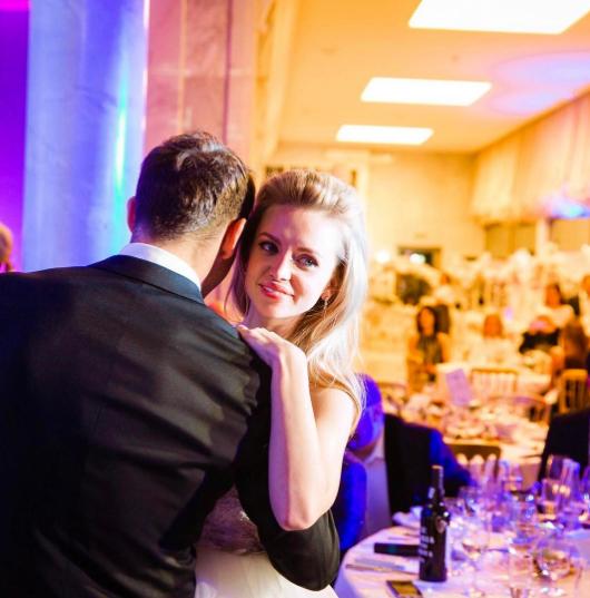 Милана Кержакова с мужем Александром. Фото Instagram Миланы Кержаковой