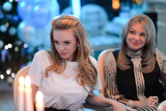 Милана Кержакова с мамой Натальей. Фото Instagram Миланы Кержаковой