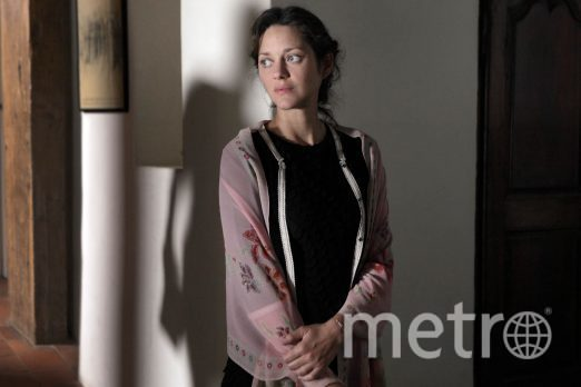 Призраки Исмаэля. Фото кадр из фильма