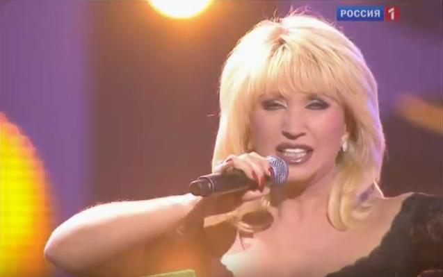 СМИ сообщили об уходе Аллегровой со сцены. Фото Скриншот Youtube