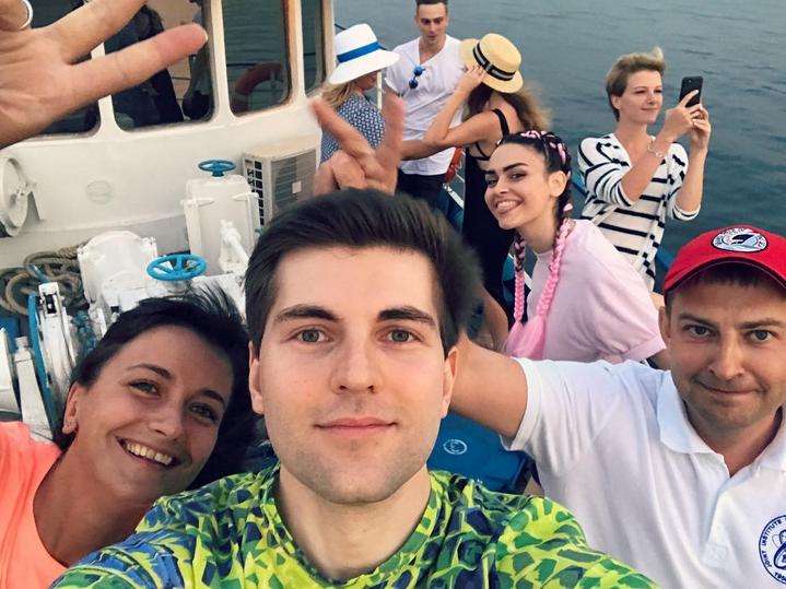 """Стало известно имя нового ведущего """"Пусть говорят"""". Фото Скриншот/Instagram: ddborisov"""