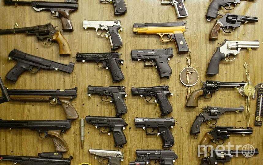 Очевидцы: На Петербургском рынке устроили стрельбу. Фото Getty