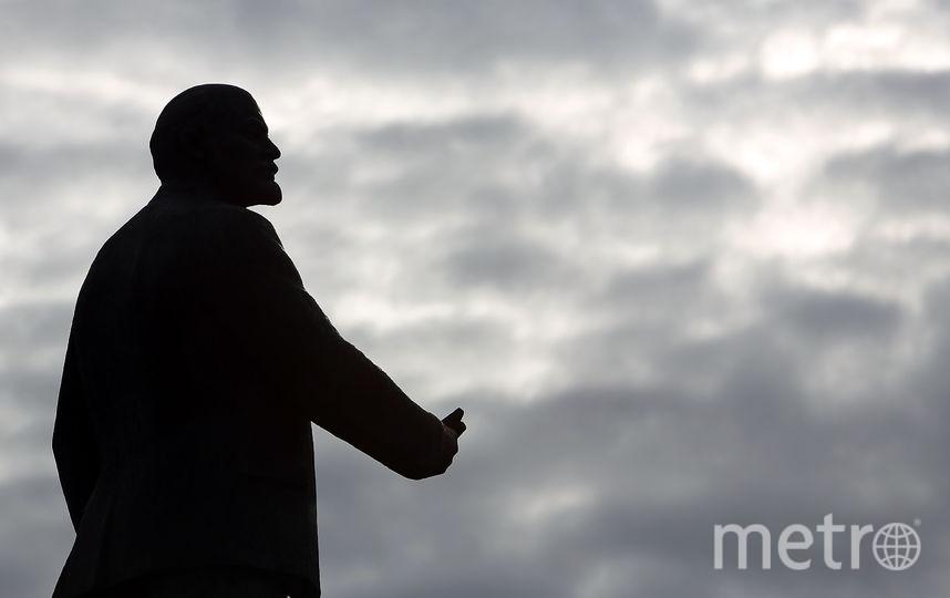 Памятник Ленину. Фото Getty