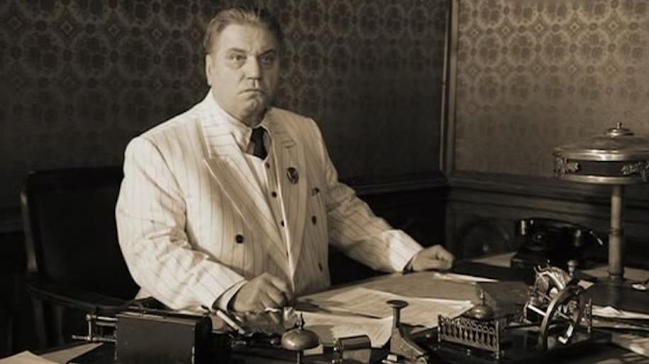 "Скриншот из фильма ""Мастер и Маргарита"" (2005)."