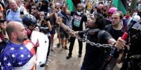 Беспорядки в Шарлоттсвилле в США: есть пострадавшие и задержанные
