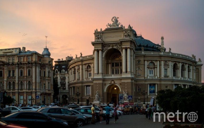 Одесса. Фото РИА Новости