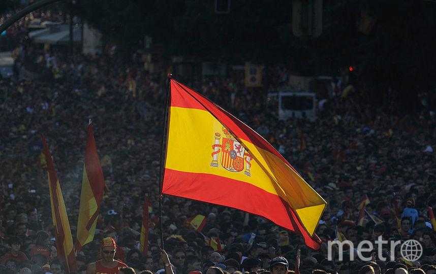 Флаг Испании. Фото Getty