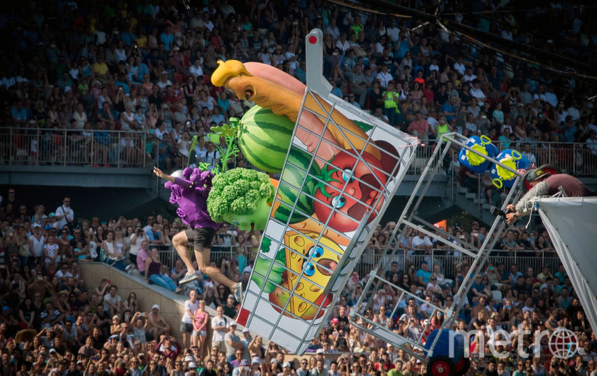 Red Bull Flugtag 2017. Фото AFP