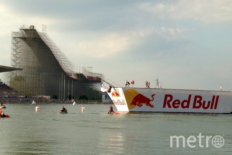 Red Bull Flugtag 2017. Фото Василий Кузьмичёнок