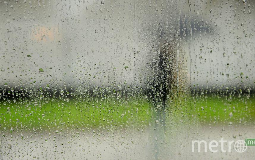 """Москву в понедельник ожидают ливень с грозой и град. Фото Василий Кузьмичёнок, """"Metro"""""""