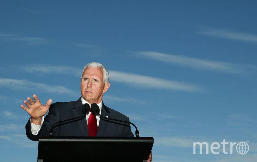 Майкл Пенс. Фото Getty