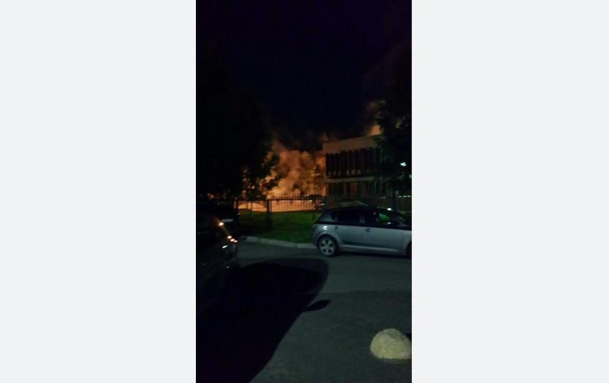 Обварившийся вкипятке среди улицы петербуржец скончался в клинике
