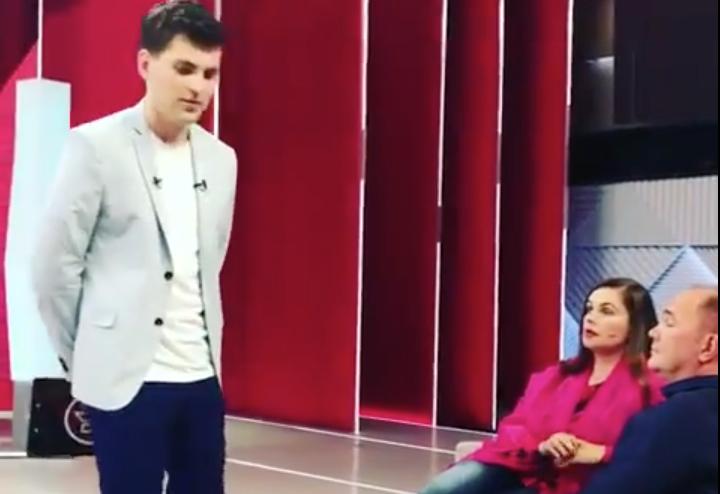 """Первый выпуск """"Пусть говорят"""" с Дмитрием Борисовым. Фото Скриншот Youtube"""