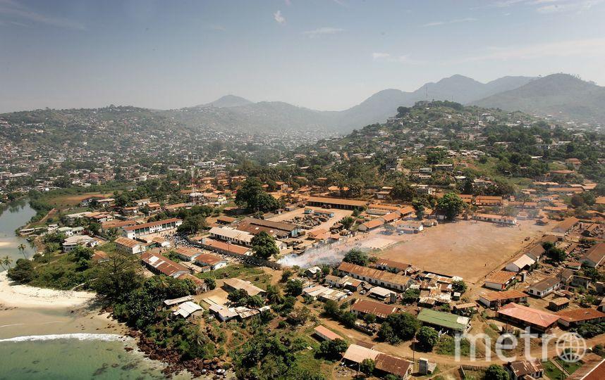 Сьерра-Леоне. Фото Getty