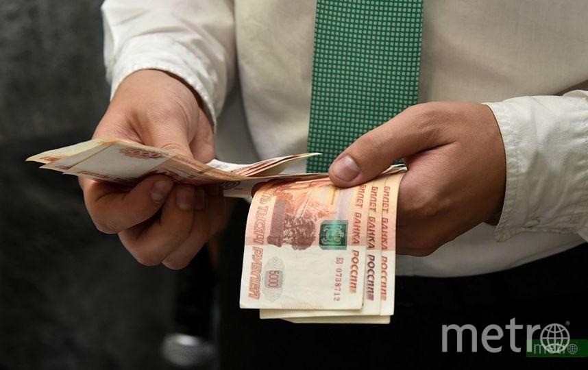 """Низкие зарплаты и уровень жизни занимают первое место в списке проблемных тем для россиян уже третий месяц подряд. Фото Василий Кузьмичёнок, """"Metro"""""""