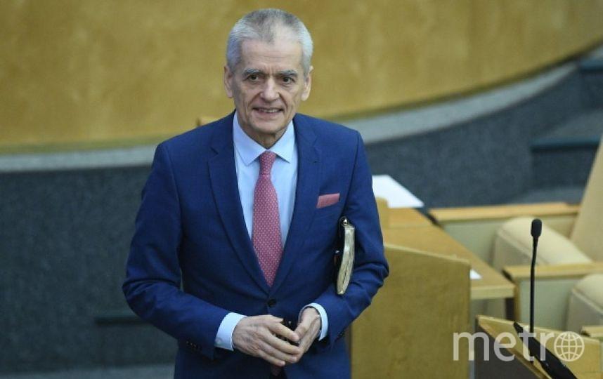 Геннадий Онищенко. Фото РИА Новости