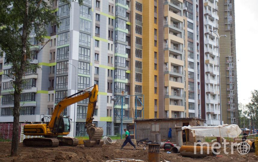 """Как выглядят первые дома для переселенцев из столичных хрущёвок. Фото Василий Кузьмичёнок, """"Metro"""""""