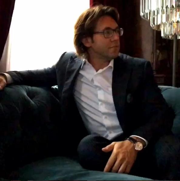 Андрей Малахов. Фото скриншот с официального блога Андрея Малахова в Instagram.