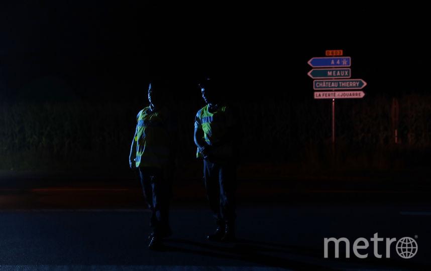 Фотография с места трагедии. Фото AFP