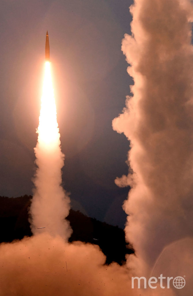 Ракеты КНДР. Фото Getty